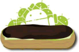 Android 2 Eclair Logo